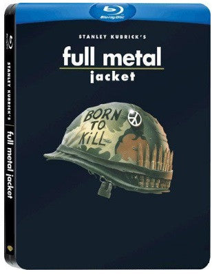 Full Metal Jacket 烈血焚城 (1987) (Blu Ray) (Steelbook) (English Subtitled) (Hong Kong Version) - Neo Film Shop - 1
