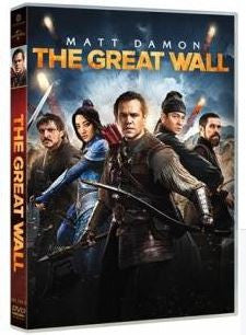 The Great Wall 長城 (2016) (DVD) (English Subtitled) (Hong Kong Version) - Neo Film Shop