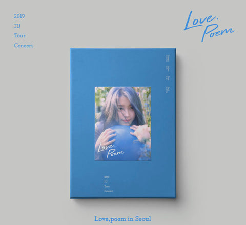 2019 IU Tour Concert - Love, poem in Seoul (Blu Ray) (2-Disc) (Korea Version)