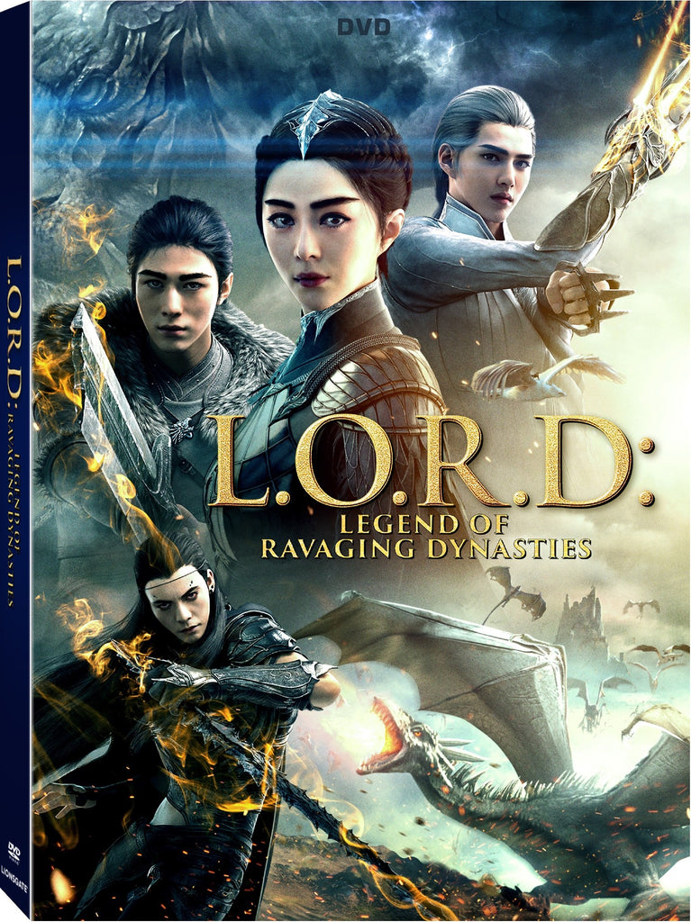 L.O.R.D: Legend of Ravaging Dynasties (2016) (DVD) (English Subtitled) (US Version)