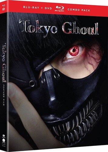 Tokyo Ghoul 東京喰種 (2017) (Blu Ray + DVD) (English Subtitled) (US Version)