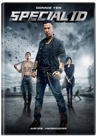 Special ID 特殊身份 (2013) (DVD) (English Subtitled) (US Version)