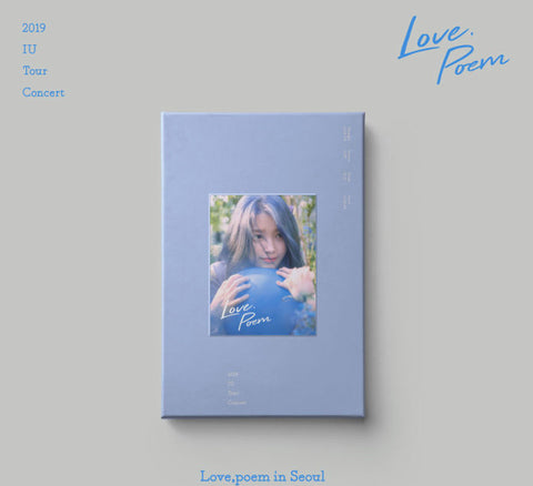2019 IU Tour Concert - Love, poem in Seoul (DVD) (2-Disc) (Korea Version)