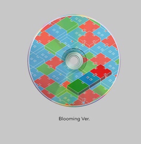 EXO-CBX Mini Album Vol. 2 - Blooming Days (Blooming) (CD) (Korea Version) - Neo Film Shop