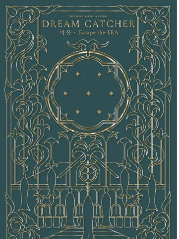 Dreamcatcher Mini Album Vol. 2 - Escape the ERA (Outside) (CD) (Korea Version) - Neo Film Shop
