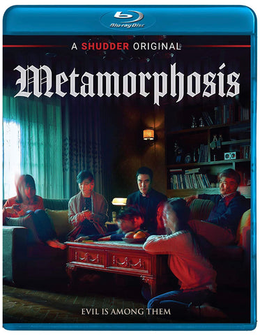 Metamorphosis (변신) (2019) (Blu Ray) (English Subtitled) (US Version)