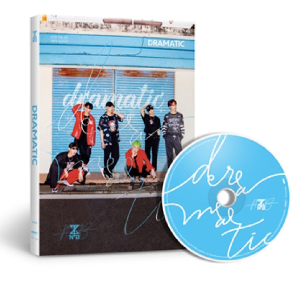 NTB Mini Album Vol. 1 - DRAMATIC (CD) (Korea Version)