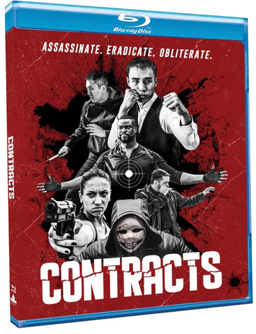 Contracts (2020) (Blu Ray) (English Subtitled) (US Version)