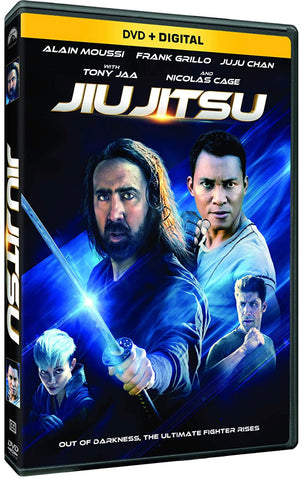 Jiu Jitsu (2020) (DVD + Digital) (English Subtitled) (US Version)