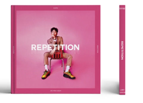 Kanto EP Album - REPETITION (CD) (Korea Version)