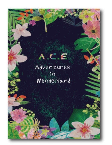 A.C.E Repackage Album Vol. 1 - Adventures in Wonderland (Night) (CD) (Korea Version) - Neo Film Shop