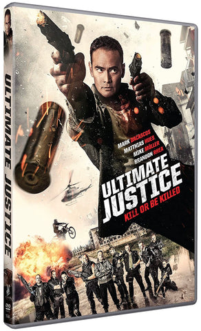Ultimate Justice (2017) (DVD) (English Subtitled) (US Version)