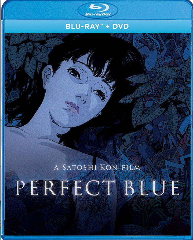 Perfect Blue (パーフェクトブルー) (1997) (Blu Ray + DVD) (English Subtitled) (US Version)