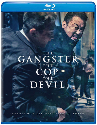 The Gangster, the Cop, the Devil 악인전 Ak-in-jeon (2019) (Blu Ray) (English Subtitled) (US Version)