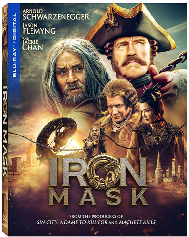 The Iron Mask (Viy 2: Journey to China) 龍牌之謎 (2019) (Blu Ray) (English Subtitled) (US Version)