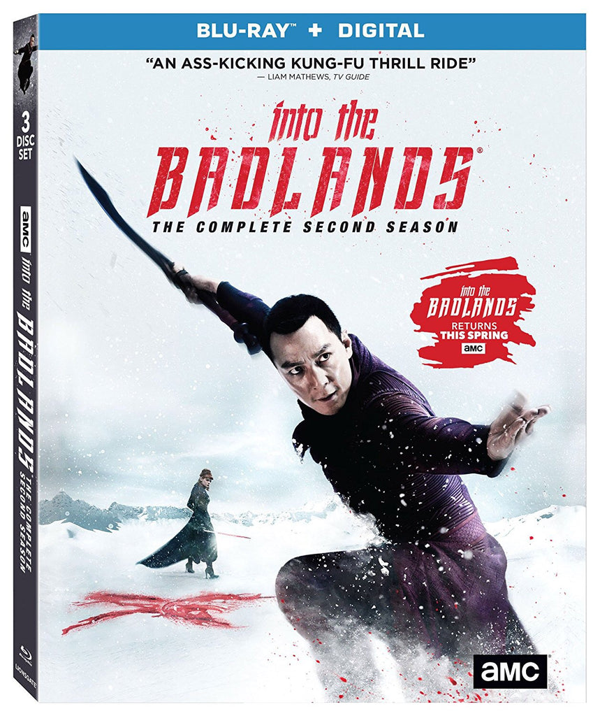 Into the Badlands: Season 2 (2017) (Blu Ray) (English Subtitled) (US Version) - Neo Film Shop