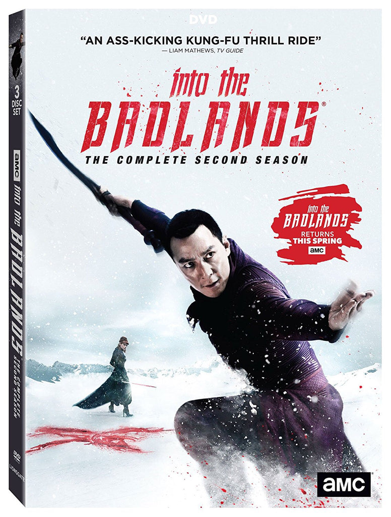 Into the Badlands: Season 2 (2017) (DVD) (English Subtitled) (US Version)