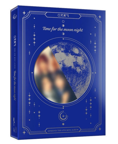 GFRIEND Mini Album Vol. 6 - Time for the Moon Night (Moon) (CD) (Korea Version) - Neo Film Shop