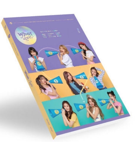 TWICE Mini Album Vol. 5 - WHAT IS LOVE? (B) (CD) (Korea Version)