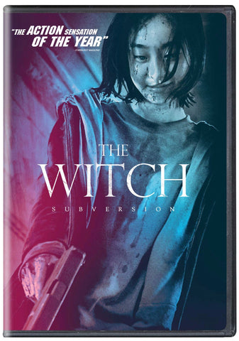 The Witch: Part 1. The Subversion 마녀 Manyeo (2018) (DVD) (English Subtitled) (US Version)