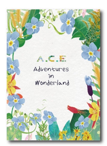 A.C.E Repackage Album Vol. 1 - Adventures in Wonderland (Day) (CD) (Korea Version) - Neo Film Shop