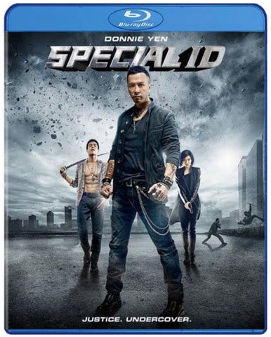 Special ID 特殊身份 (2013) (Blu Ray) (English Subtitled) (US Version)