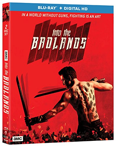 Into the Badlands: Season 1 (2015) (Blu Ray) (English Subtitled) (US Version)
