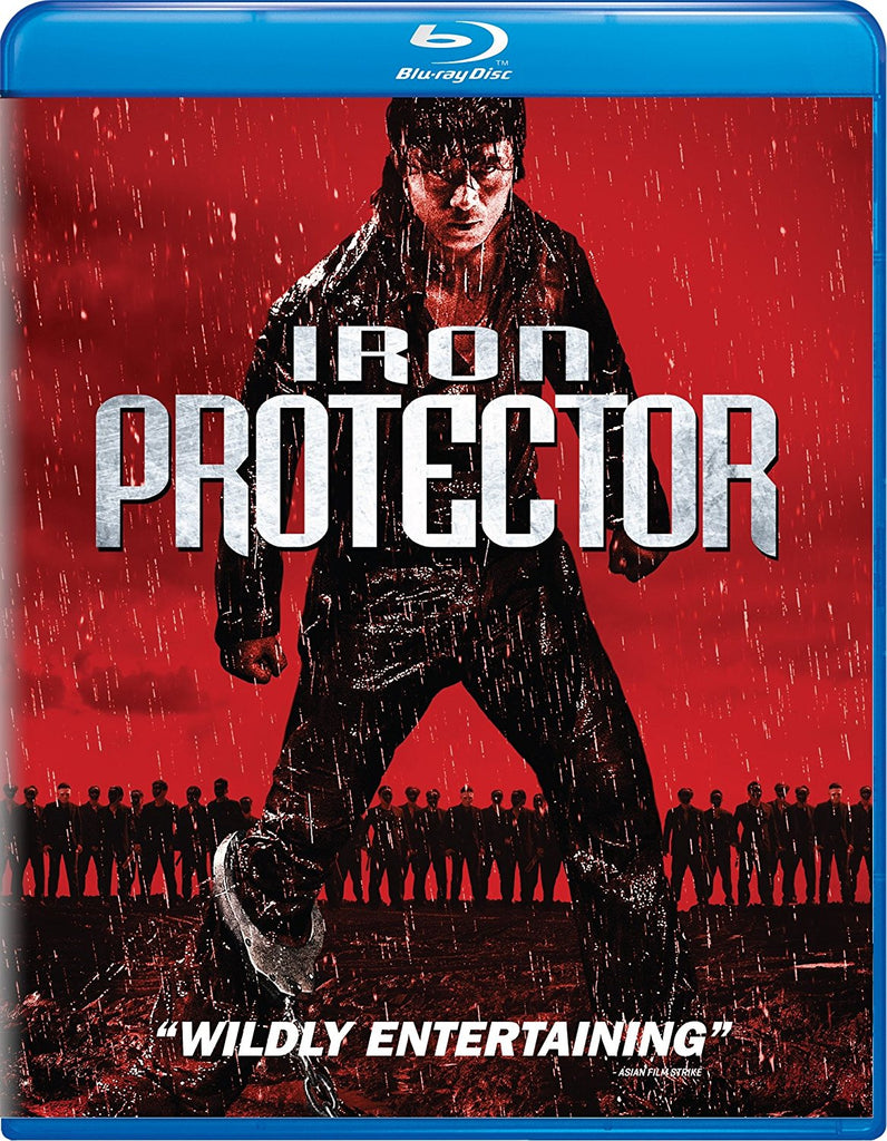 Iron Protector 超級保鏢 (2017) (Blu Ray) (English Subtitled) (US Version)