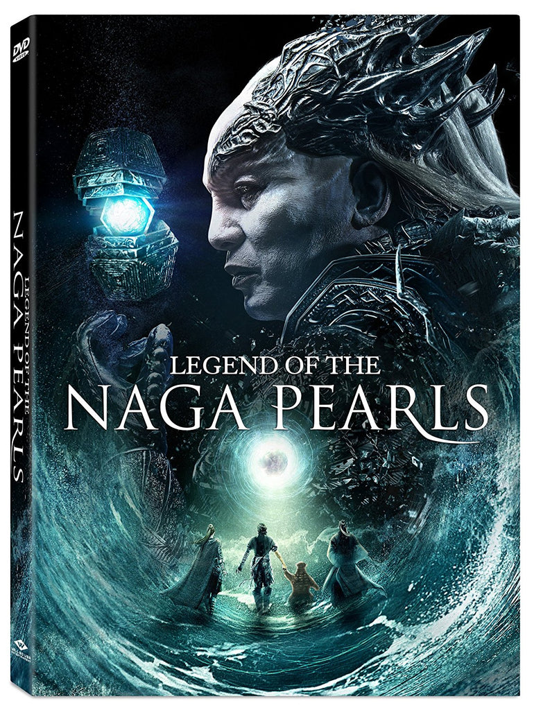 Legend of the Naga Pearls 鲛珠传 (2017) (DVD) (English Subtitled) (US Version)