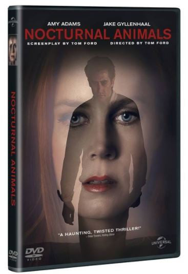 Nocturnal Animals 迷離字戀 (2016) (DVD) (English Subtitled) (Hong Kong Version)
