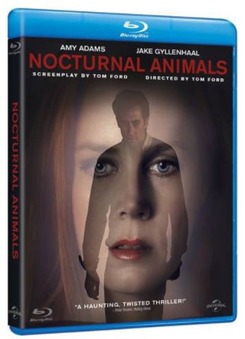 Nocturnal Animals 迷離字戀 (2016) (Blu Ray) (English Subtitled) (Hong Kong Version)