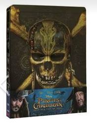 Pirates of the Caribbean: Dead Men Tell No Tales (2017) (4K Ultra HD + Blu Ray) (Steelbook) (English Subtitled) (Hong Kong Version) - Neo Film Shop