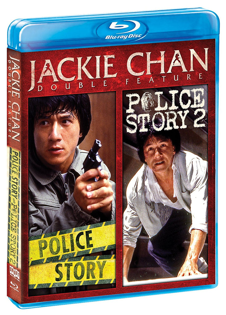 Police Story I & II 警察故事 1 & 2 (Blu Ray) (English Subtitled) (US Version) - Neo Film Shop
