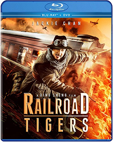 Railroad Tigers 鐵道飛虎 (2016) (Blu Ray) (English Subtitled) (US Version) - Neo Film Shop