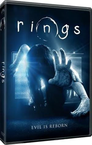 Rings 回魂凶鈴 (2017) (DVD) (English Subtitled) (Hong Kong Version)