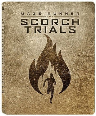 Maze Runner: The Scorch Trials (2015) (Blu Ray) (Steelbook) (English Subtitled) (Hong Kong Version) - Neo Film Shop