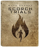 Maze Runner: The Scorch Trials 移動迷宮:焦土試煉 (2015) (Blu Ray) (Steelbook) (English Subtitled) (Hong Kong Version) - Neo Film Shop - 1