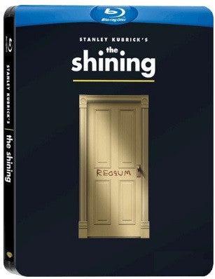 The Shining 閃靈 (1980) (Blu Ray) (Steelbook) (English Subtitled) (Hong Kong Version) - Neo Film Shop