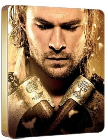 The Huntsman: Winter's War 獵神: 魔雪叛變 (2016) (Blu Ray) (2D+3D) (Steelbook) (Extended Edition) (English Subtitled) (Hong Kong Version) - Neo Film Shop