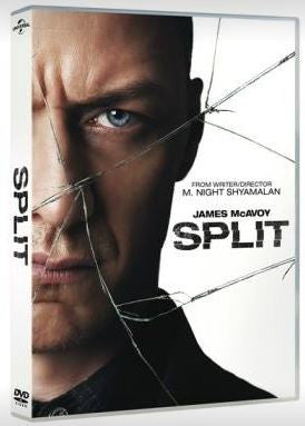 Split 思.裂 (2016) (DVD) (English Subtitled) (Hong Kong Version)
