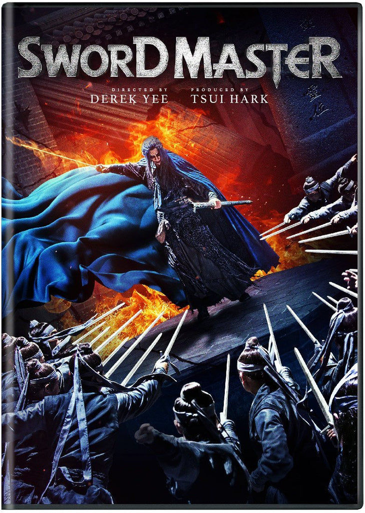 Sword Master 三少爺的劍 (2016) (DVD) (English Subtitled) (US Version) - Neo Film Shop