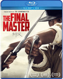 The Final Master 師父 (2015) (Blu Ray) (English Subtitled) (US Version)