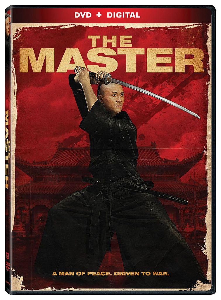 The Master (2014) (DVD) (English Subtitled) (US Version)