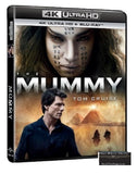 The Mummy 盜墓迷城 (2017) (4K Ultra HD + Blu Ray) (English Subtitled) (Hong Kong Version)
