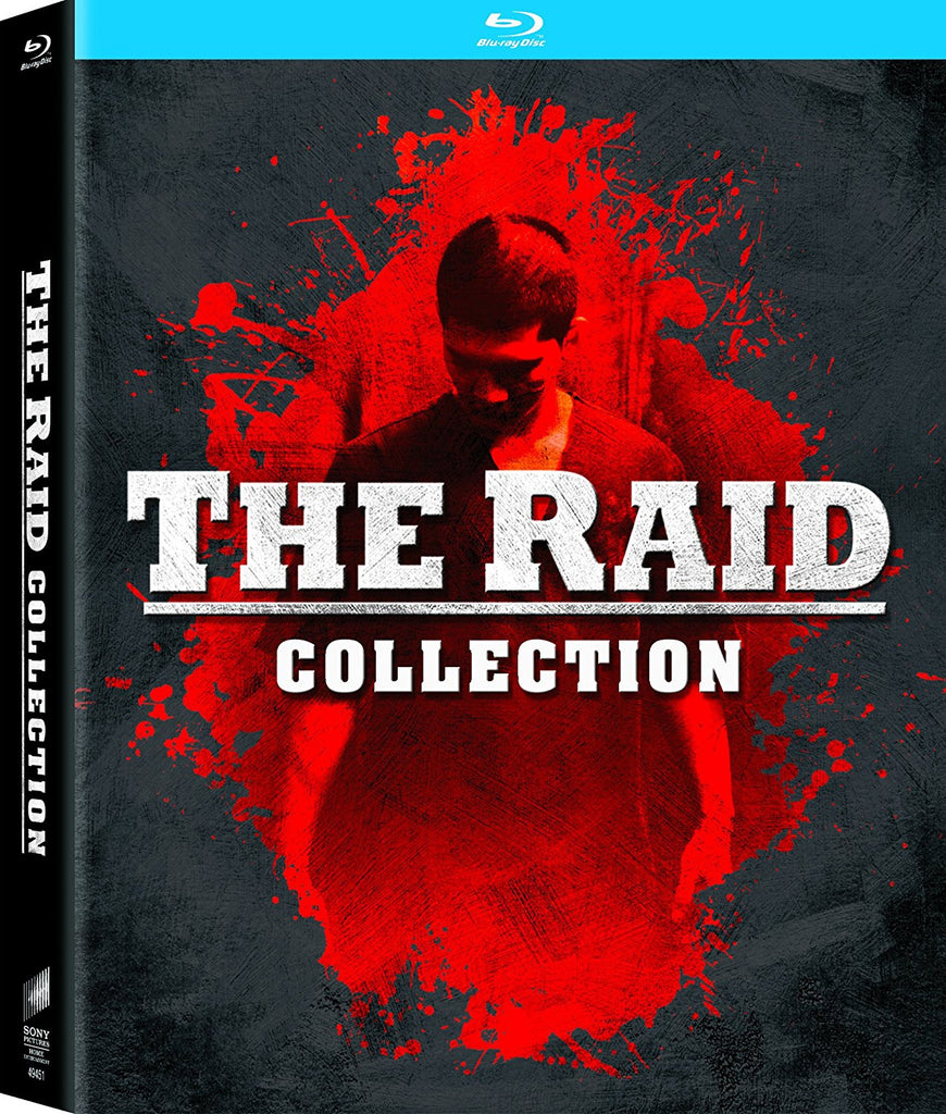 The Raid Collection (1 & 2) (Blu Ray Set) (English Subtitled) (US Version)