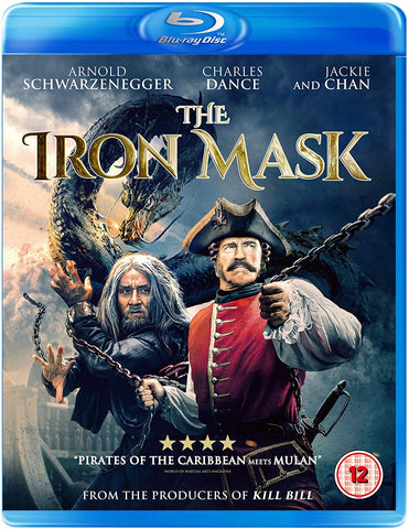 The Iron Mask (Viy 2: Journey to China) 龍牌之謎 (2019) (Blu Ray) (English Subtitled) (UK Version)