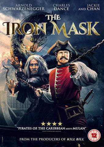 The Iron Mask (Viy 2: Journey to China) 龍牌之謎 (2019) (DVD) (English Subtitled) (UK Version)