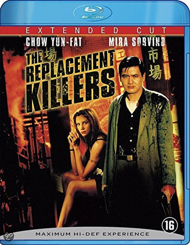 The Replacement Killers (1998) (Extended Cut) (Blu Ray) (English Subtitled) (US Edition)