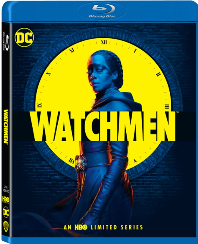 Watchmen (Ep. 1-9) (Season 1)  保衛奇俠第1季 (2019) (Blu Ray) (English Subtitled) (Hong Kong Version)
