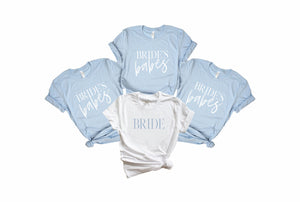 Brides Babes Bridal Party Shirts by icecreaMNlove - icecreaMNlove